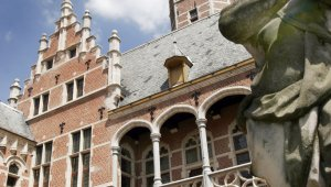Mechelen: a thinking ground for the world's greats