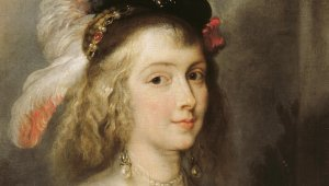 Did Peter Paul Rubens smuggle diamonds?