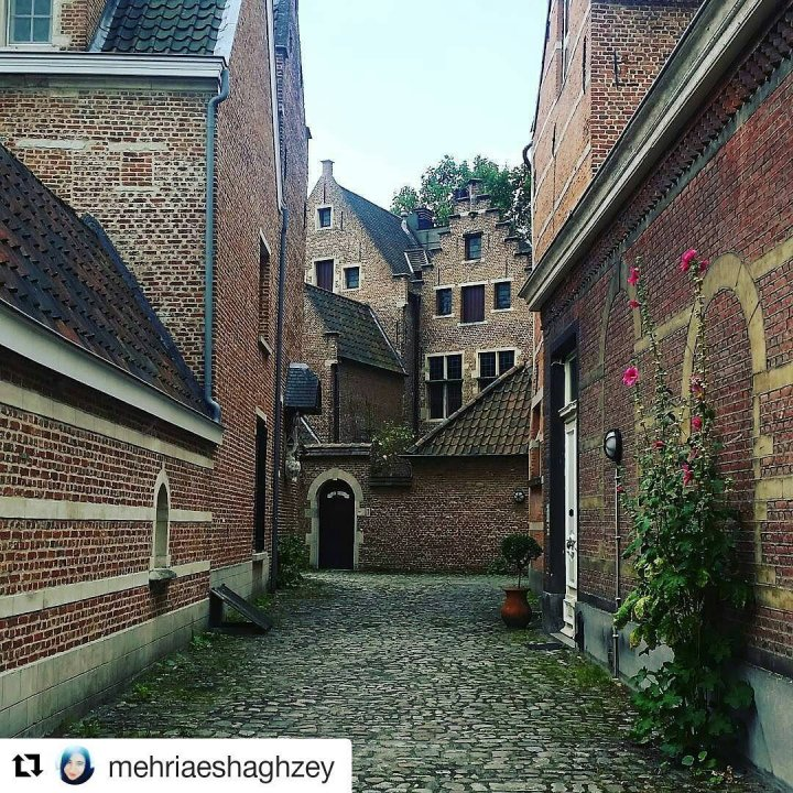 Beguinage, Rodestraat, Antwerp
