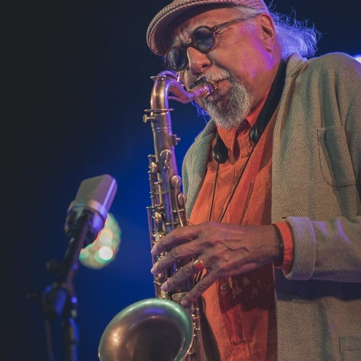 Charles Lloyd at Jazz Middelheim