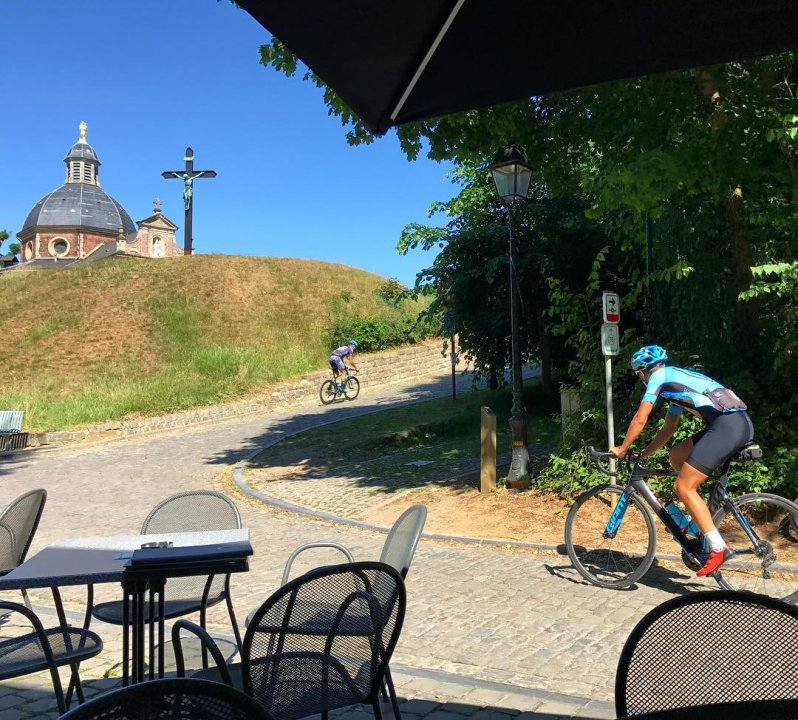 Cycle through Flanders' picturesque scenery