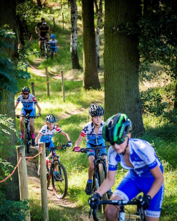 Give cyclocross a go at the Sven Nys Cycling Centre