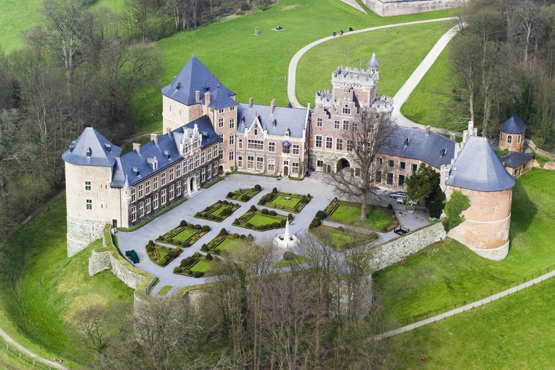 Castle of Gaasbeek, Kasteelstraat, Lennik