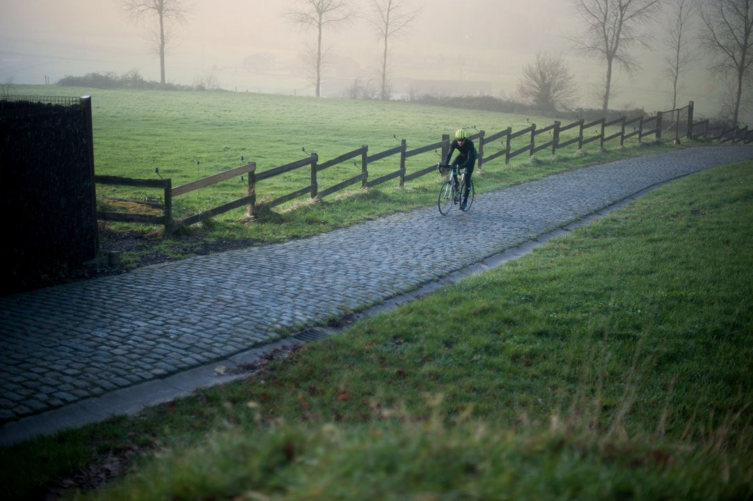Tour of Flanders – ascent