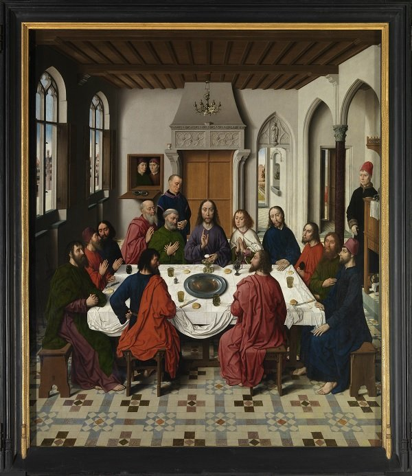 Dirk Bouts - The Last Supper